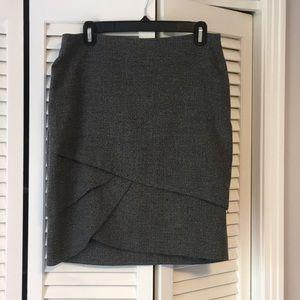 Limited Sassy Gray Skirt